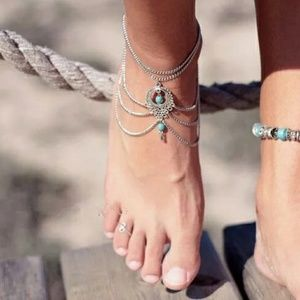 Jewelry - Fashion Anklets Jewelry Girl Ladies Modern Beach